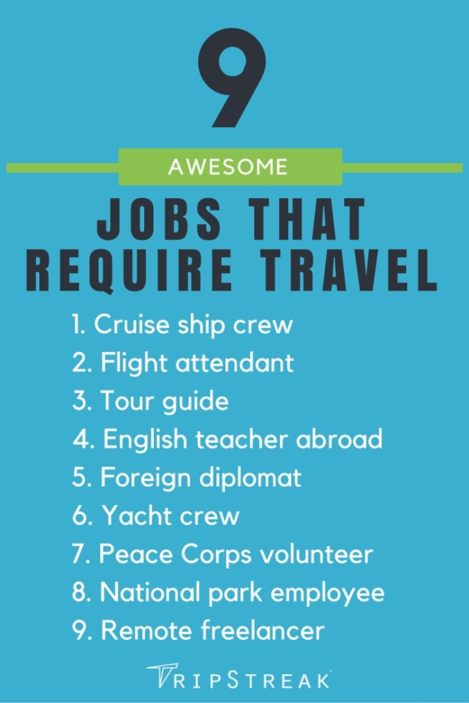 jobs that require travel – applecool, Human body